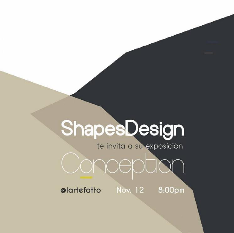 Imagen: Shapes Desing (Instagram)