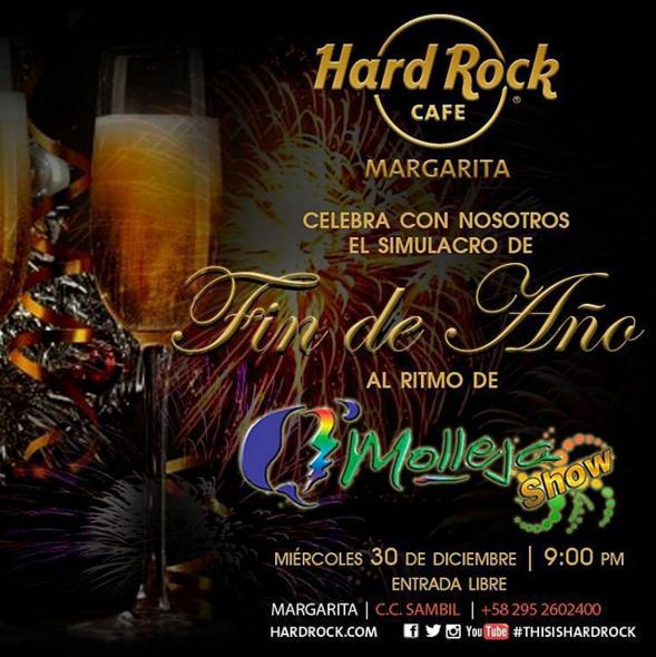 Imagen: Hard Rock Cafe (Instagram)