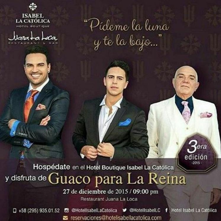 Imagen: Hotel Isabel La Católica (Instagram)