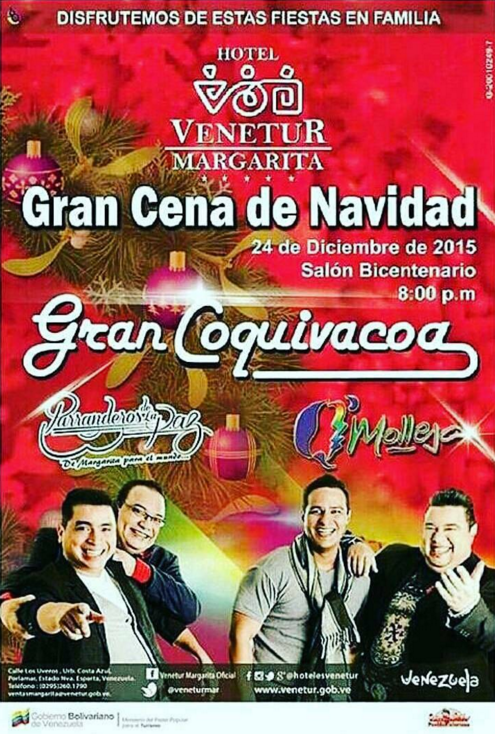 Imagen: Venetur Margarita (Instagram)