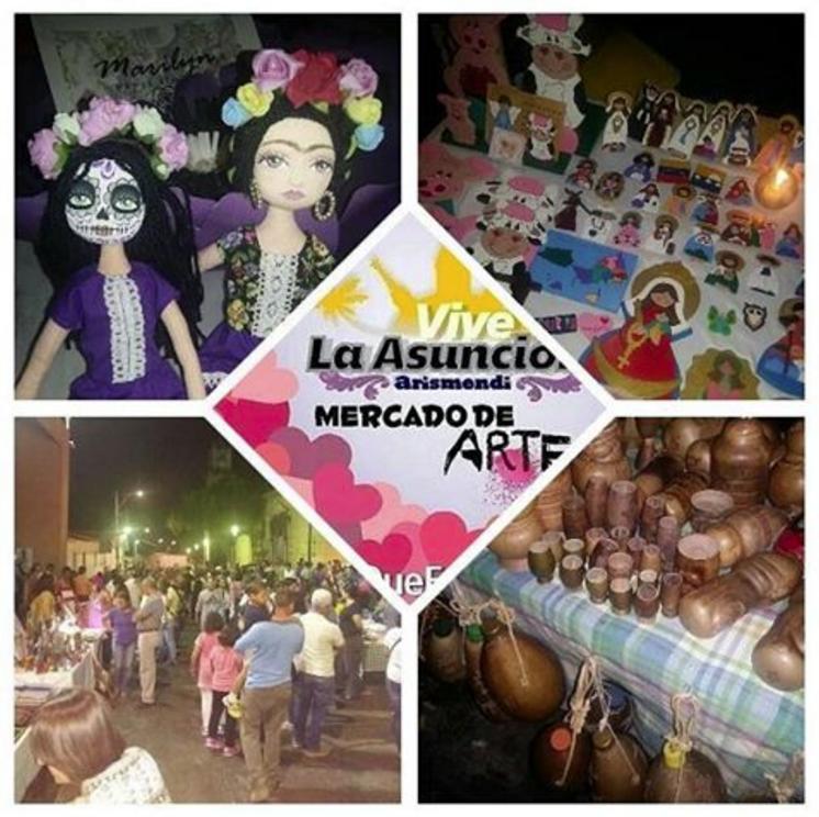 Imagen: Vive La Asunción (Instagram)